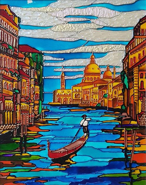 Облака над Венецией
