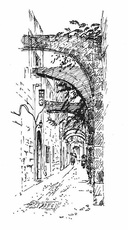 Родос, старый город-2