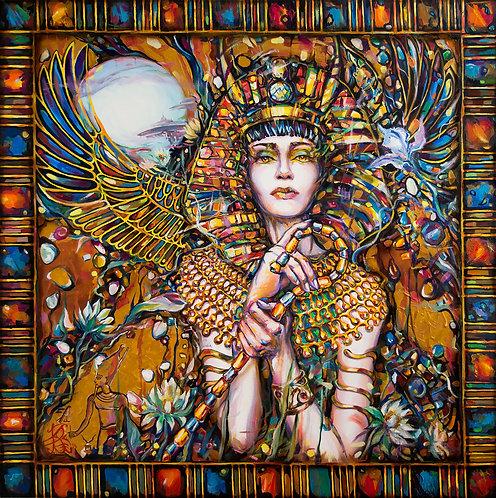Хатхор. Богиня неба