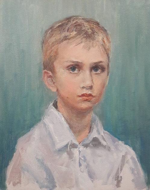"""""""Портрет мальчика""""."""