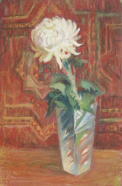 Аромат хризантемы