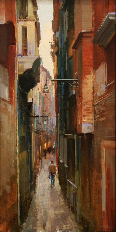 Узкий лабиринт. Венеция