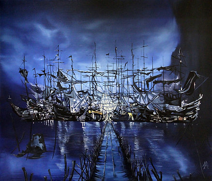 В нашу гавань заходили корабли…