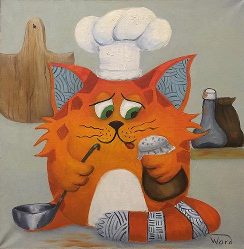 Кухня кота Фёдора
