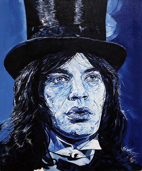 Mick Jagger. Мик Джаггер