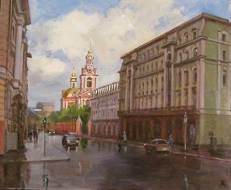 Москва. Старая Басманная