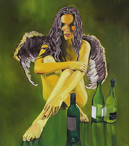 Утренний ангел пустых бутылок