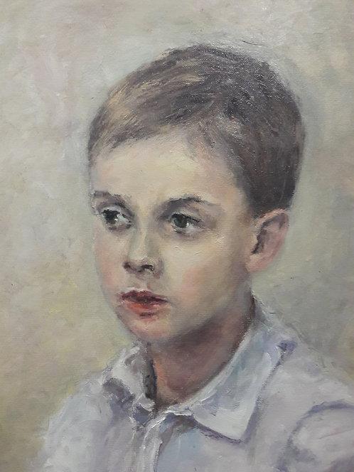 """""""Детский портрет""""."""