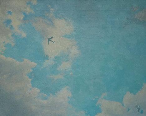 """"""" Небо. Самолет."""""""