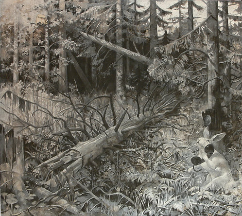 Разговор в лесу