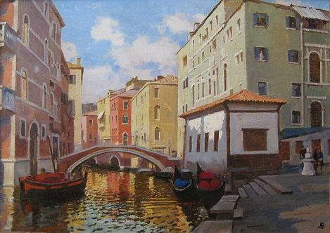 Венеция. Риа-Формоза