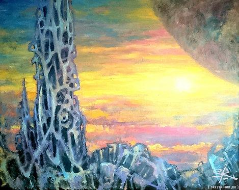 Амберский пейзаж