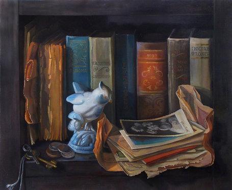Книги и бумаги