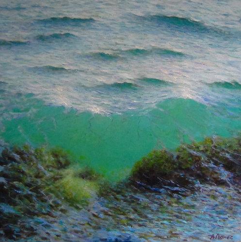 Прозрачная волна