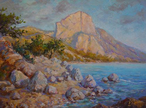 Крым. Гора Батилиман