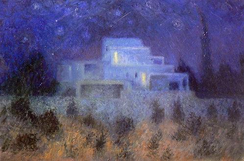 Ночь на Кипре