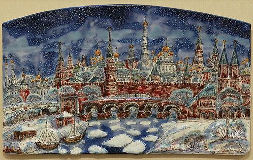 Старый Кремль, последний снег