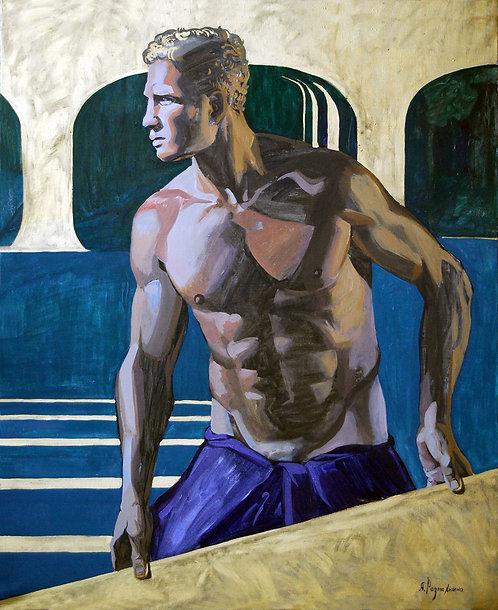 Портрет спортсмена
