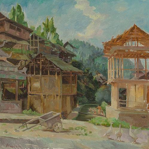 Деревня Тондзу