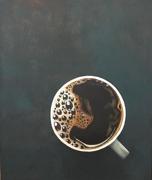 Аромат кофе