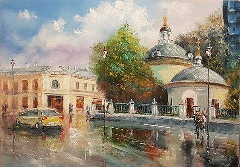 Москва.ул. Маросейка