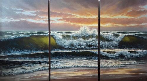 """Триптих """"Море"""""""