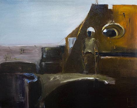 Робот Том. Планета Ковчег