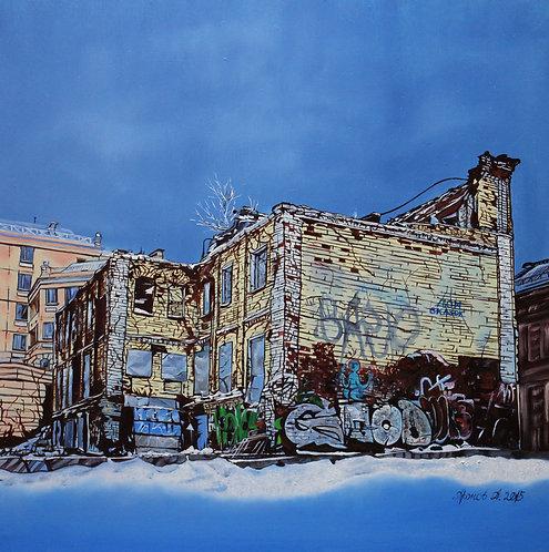 Дом Сказок в Серебряническом переулке