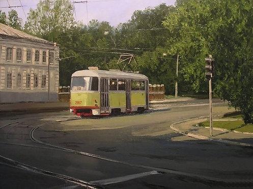 """""""Воскресный трамвай""""."""