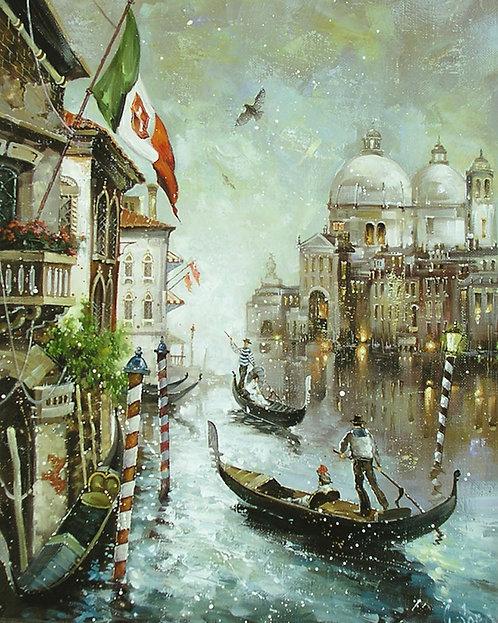 Венеция после дождя