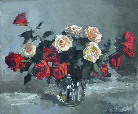 Розы. 2