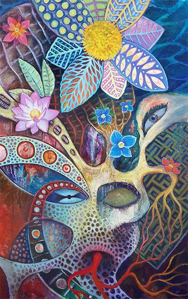 Дух растения
