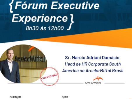 Confirmed Speaker - Mr. Marcio Adriani Damásio | Fórum Executive Experience