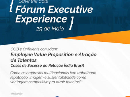 SAVE THE DATE - Employee Value Proposition and attraction of talents