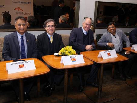 Aditya Birla Group - CEOs Forum India Brazil