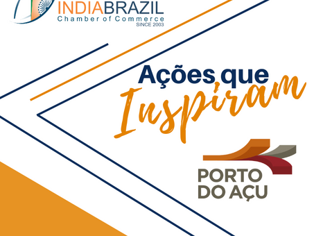 Port of Açu develops social actions into COVID-19 pandemic moment