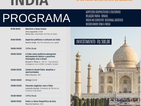Curso - Conhecendo a Índia
