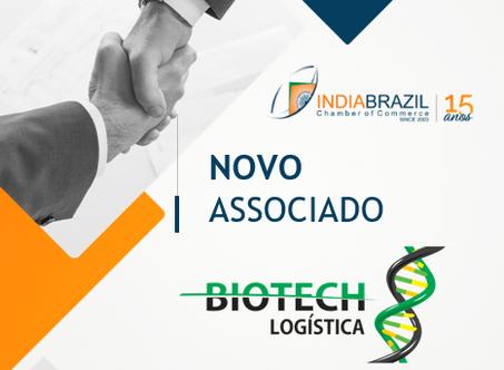 Meet our newest associate: Biotech Logística!