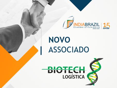Conheça nosso mais novo associado: Biotech Logística!