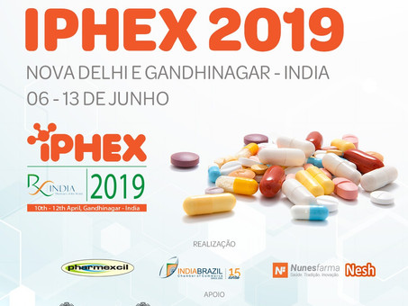 CHANGE OF IPHEX 2019 MISSION DATE!