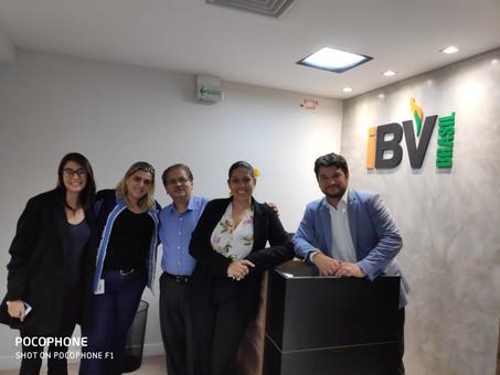 Visit to IBV Brasil Petróleo