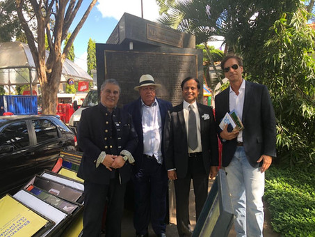 First Official Visit to the State of Minas Gerais of Y.E. Ashok Das