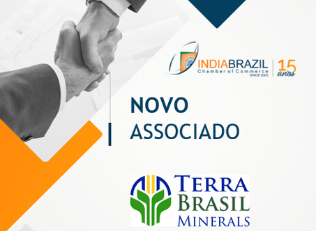 Meet our newest member: TERRA BRASIL FERTILIZANTES!
