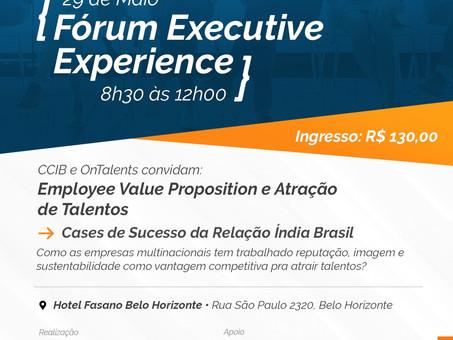 NEXT EVENT: Fórum Executive Experience