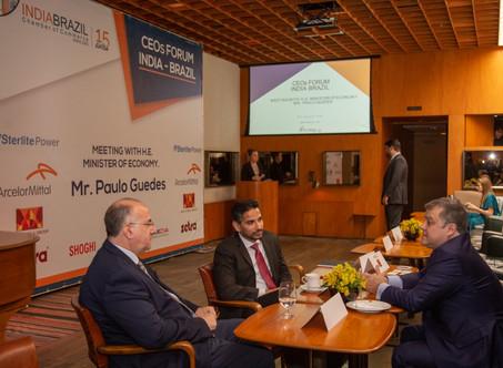 Wipro - Fórum de CEOs Índia Brasil