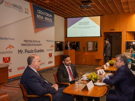 Wipro - CEOs Forum India Brazil