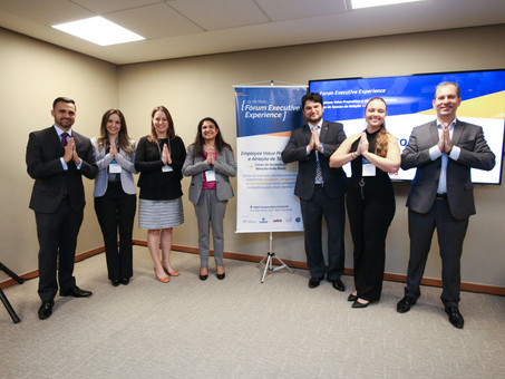 Check out the photos of this edition of Fórum Executive Experience!