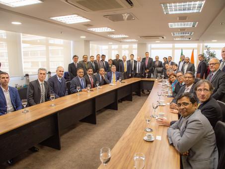 SHOGHI POLSEC - CEOs Forum India Brazil