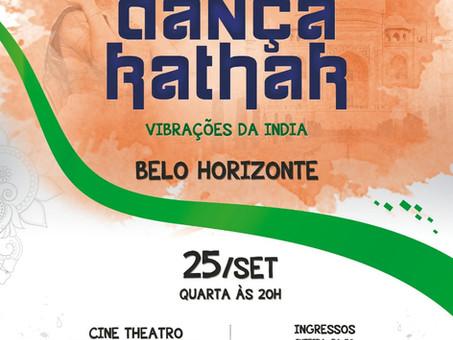 Festival de Dança Indiana em Belo Horizonte - link para compra