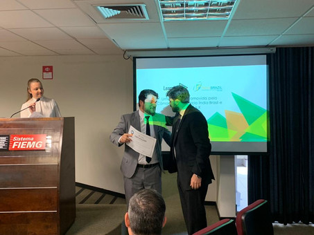 Doing Business With India - Belo Horizonte Edition